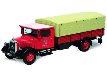 Benz Lo 2750 Lkw  Deutsche Reichspost