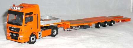 TGX XXL Euro 6 2achs Zugmaschine mit Nooteboom