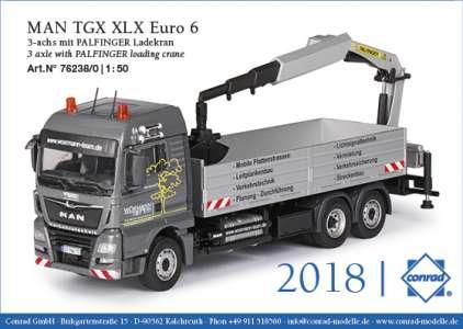 TGX XLX Euro 6