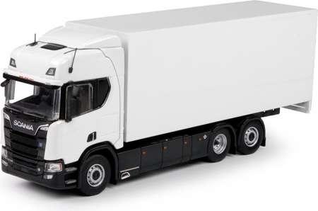 FH04 Globetrotter Motorwagen mit Hakenarm Container combi
